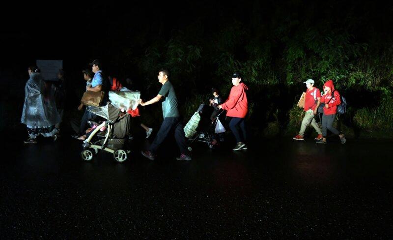 Nueva caravana migrante Honduras México