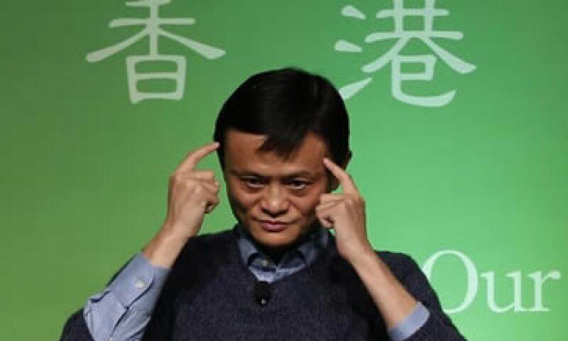 Jack Ma busca acabar con las ofertas de supuestos productos apócrifos en Alibaba.  (Foto: Reuters )