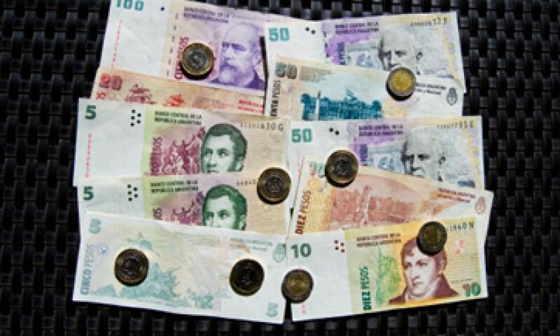Las bajas reservas de divisas y la mala gestión económica general en Argentina inquietan a los economistas.  (Foto: Getty Images)