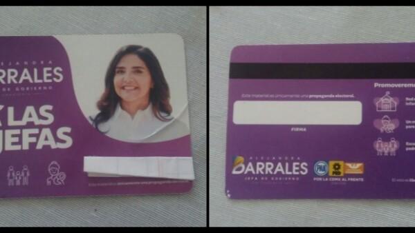 Alejandra Barrales impulsa el programa