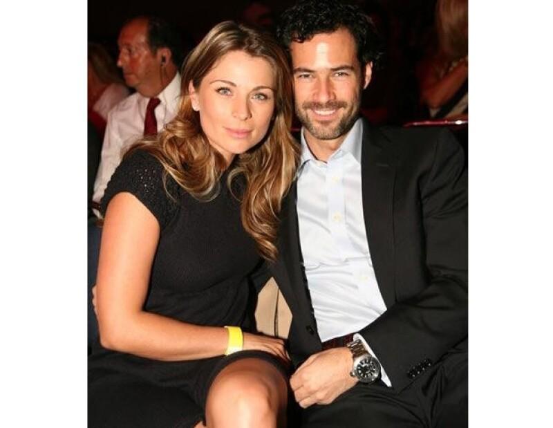 El empresario y la actriz se conocieron en el otoño de 2010, los presentó Maky Soler en una cita a ciegas.