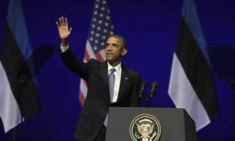 El presidente Obama acudió a Silicon Valley para fortalecer a su equipo. (Foto: Reuters)