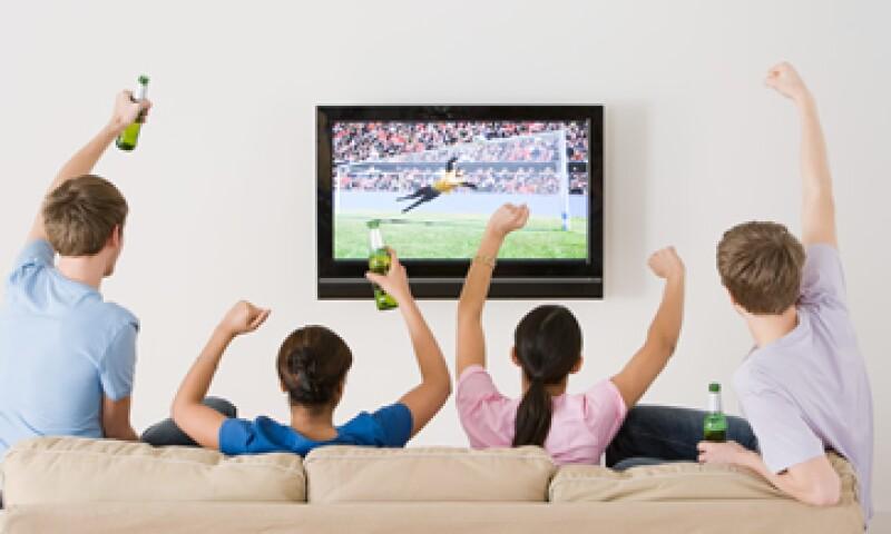 El apagón analógico también impulsará las ventas de televisores, estima Samsung. (Foto: Getty Images)