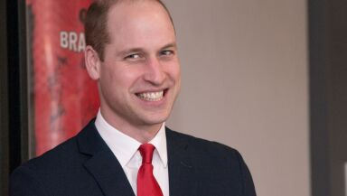 The Duke Of Cambridge Visits Brains Dragon Brewery