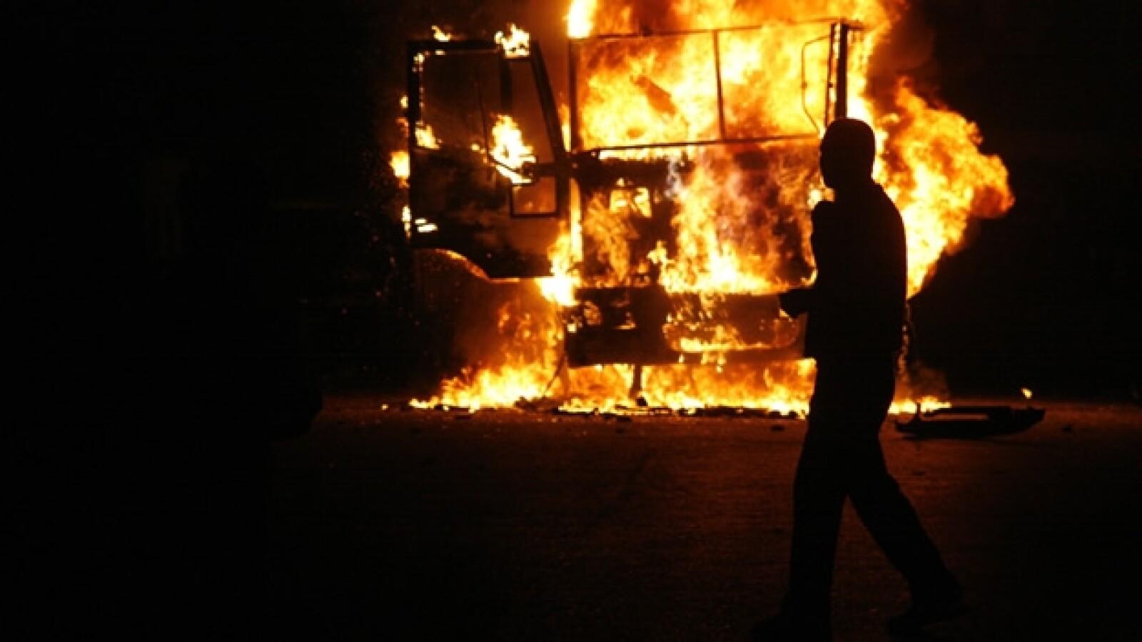 Protesta Egipcio