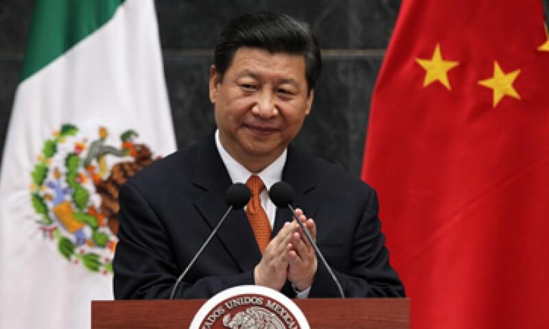 El convenio entre ProMéxico y el Consejo Chino, fue firmado en el marco de la visita del presidente de China, Xi Jinping. (Foto: Notimex)