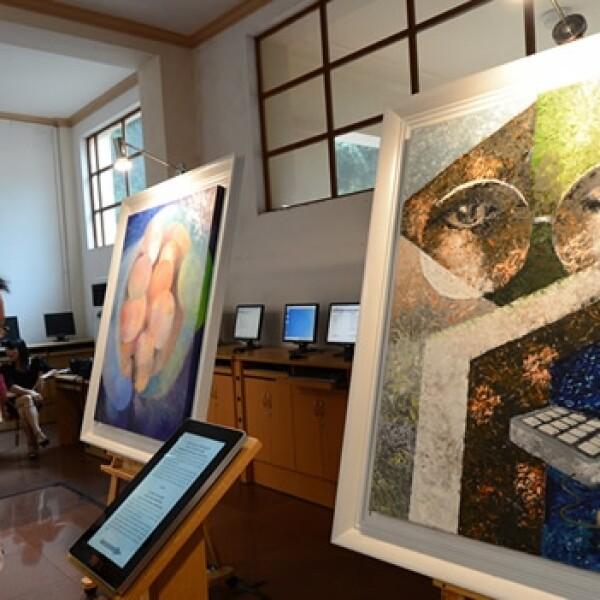 exposicion arte steve jobs vietnam