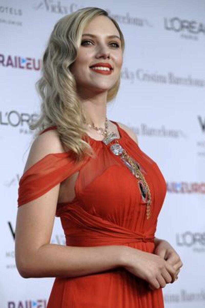 La actriz será co-conductora durante el concierto en diciembre en honor al ganador.