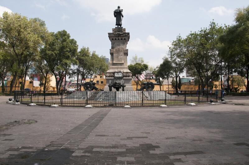 plaza de la ciudadela