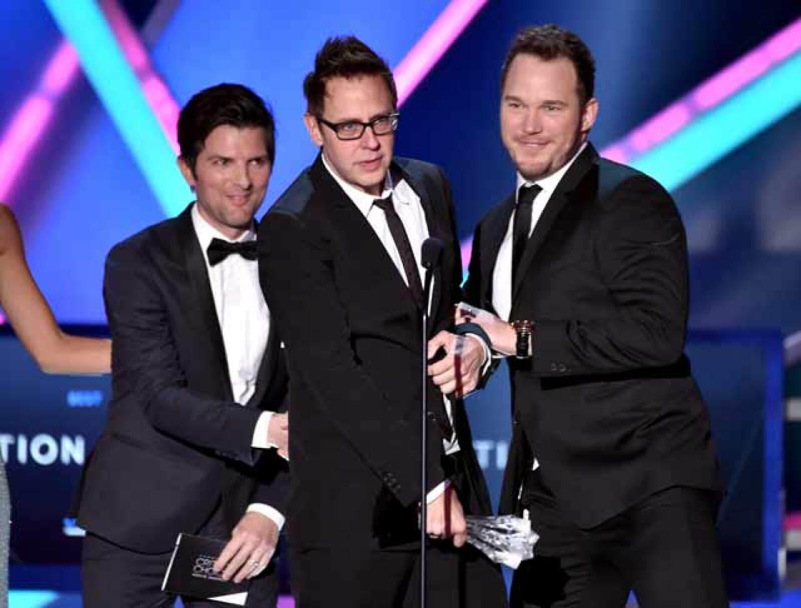 Aunque Edge Of Tomorrow obtuvo un premio, no pudo ganarle a Guardians Of The Galaxy en la categoría a Mejor Película de Acción.