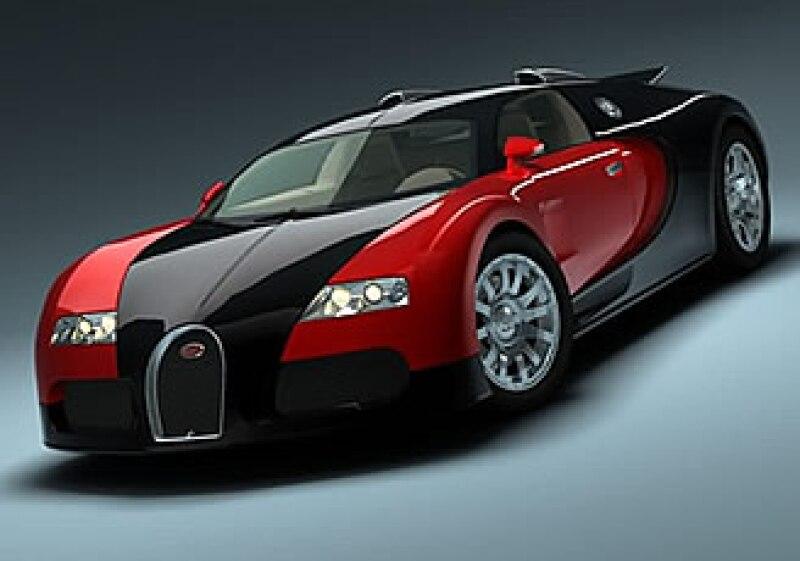 El Bugatti Veyron tiene un precio de 1.3 millones de dólares. (Foto: Cortesía Polyphony Digital)