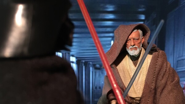 Obi Wan Kenobi.