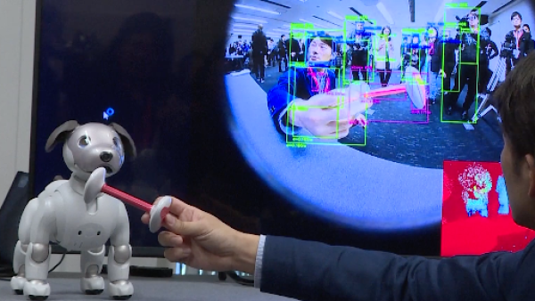 Sony venderá en Estados Unidos a Aibo, su perro robot