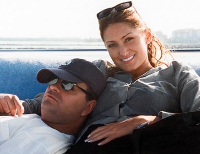 Con varios proyectos en puerta y unas relajadas vacaciones es como la guapa conductora enfrenta este difícil momento personal al estar alejada de quien fuera su esposo, Alejandro Benítez