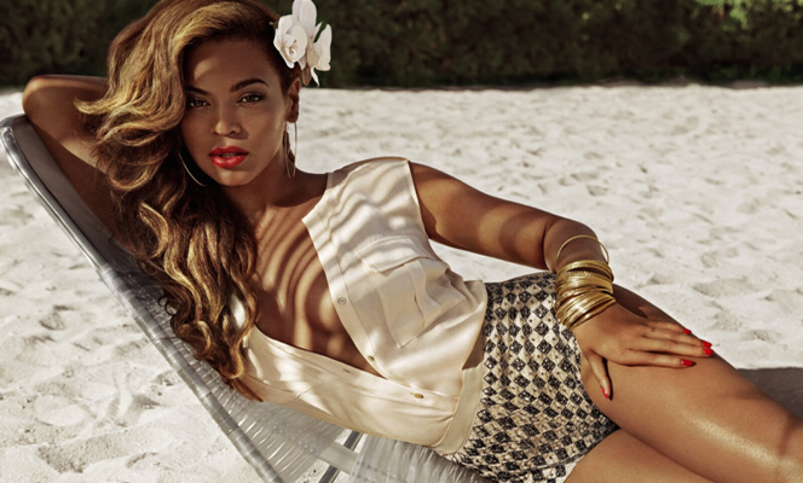 Beyoncé declaró que le gustaba la idea de mostrar las diferentes emociones de las mujeres, a  través de estas fotografías.