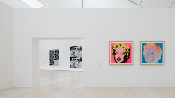 Andy Warhol. Estrella Oscura