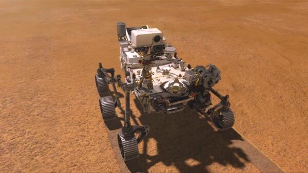 Cazador de microbios, el robot que la NASA enviará a Marte