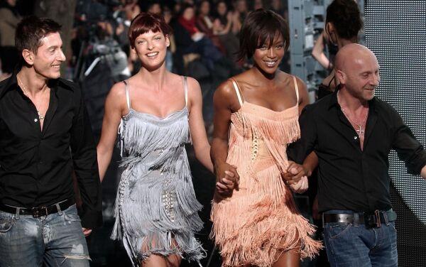 Dolce & Gabbana Autumn/Winter 2003-2004  Fashion Show