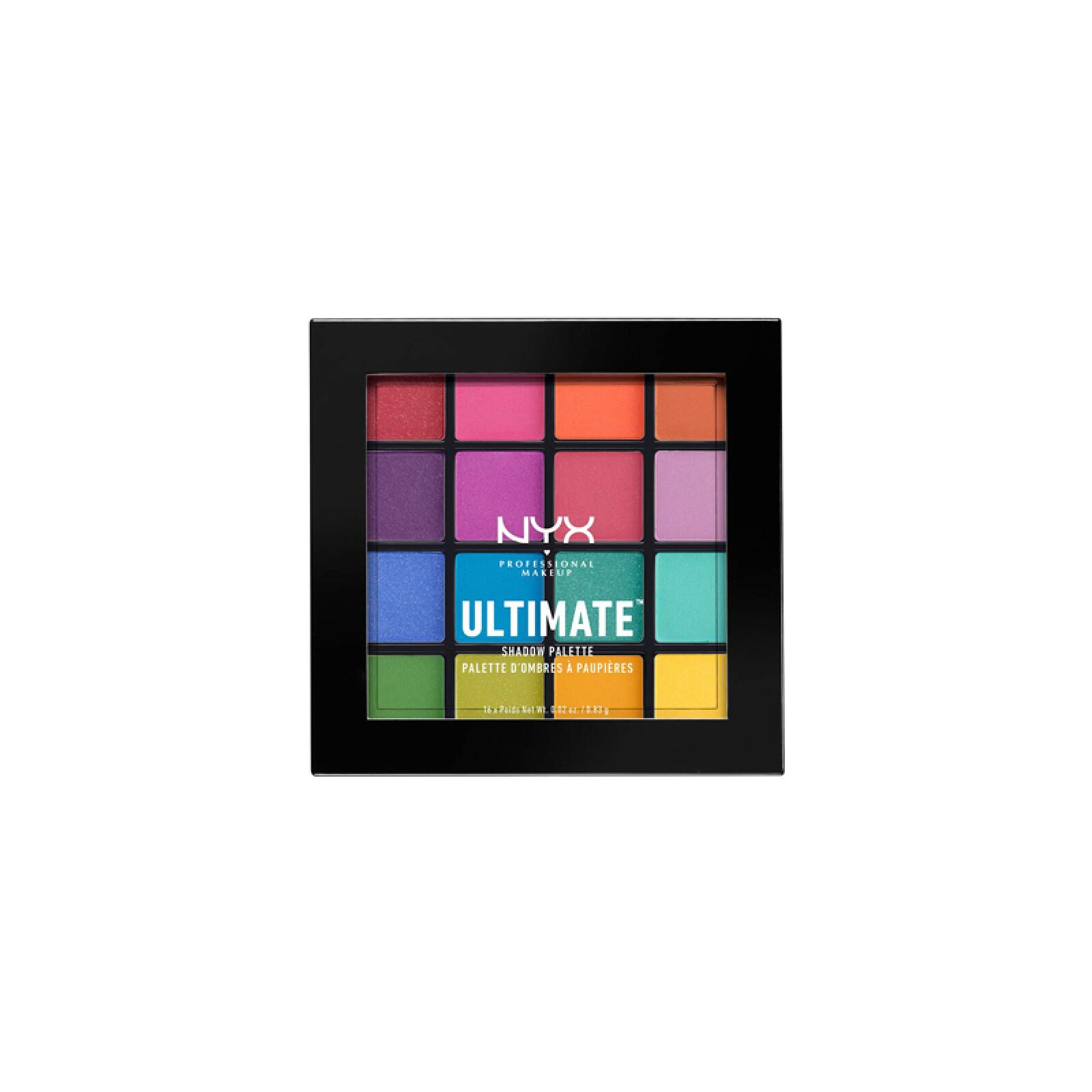 pride-makeup-maquillaje-glitter-color-rainbow-nyx