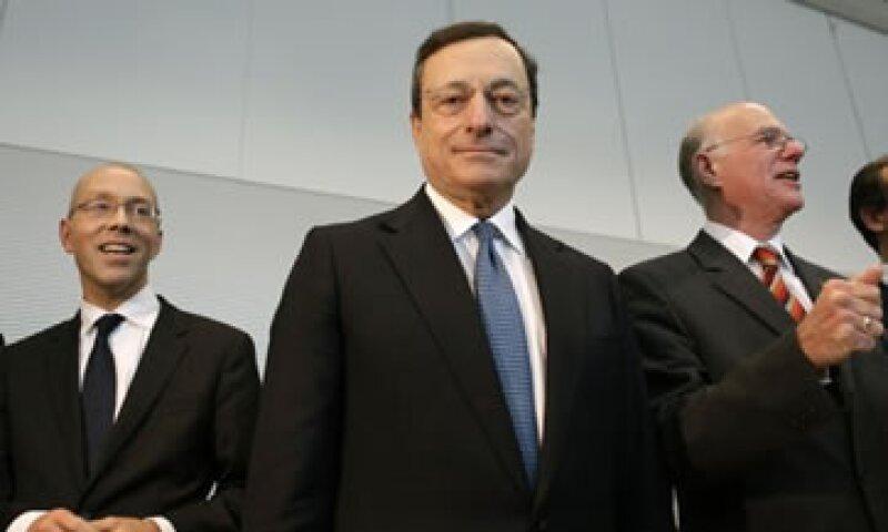 El plan del BCE ha sido criticado por el Banco Central alemán.  (Foto: Reuters)