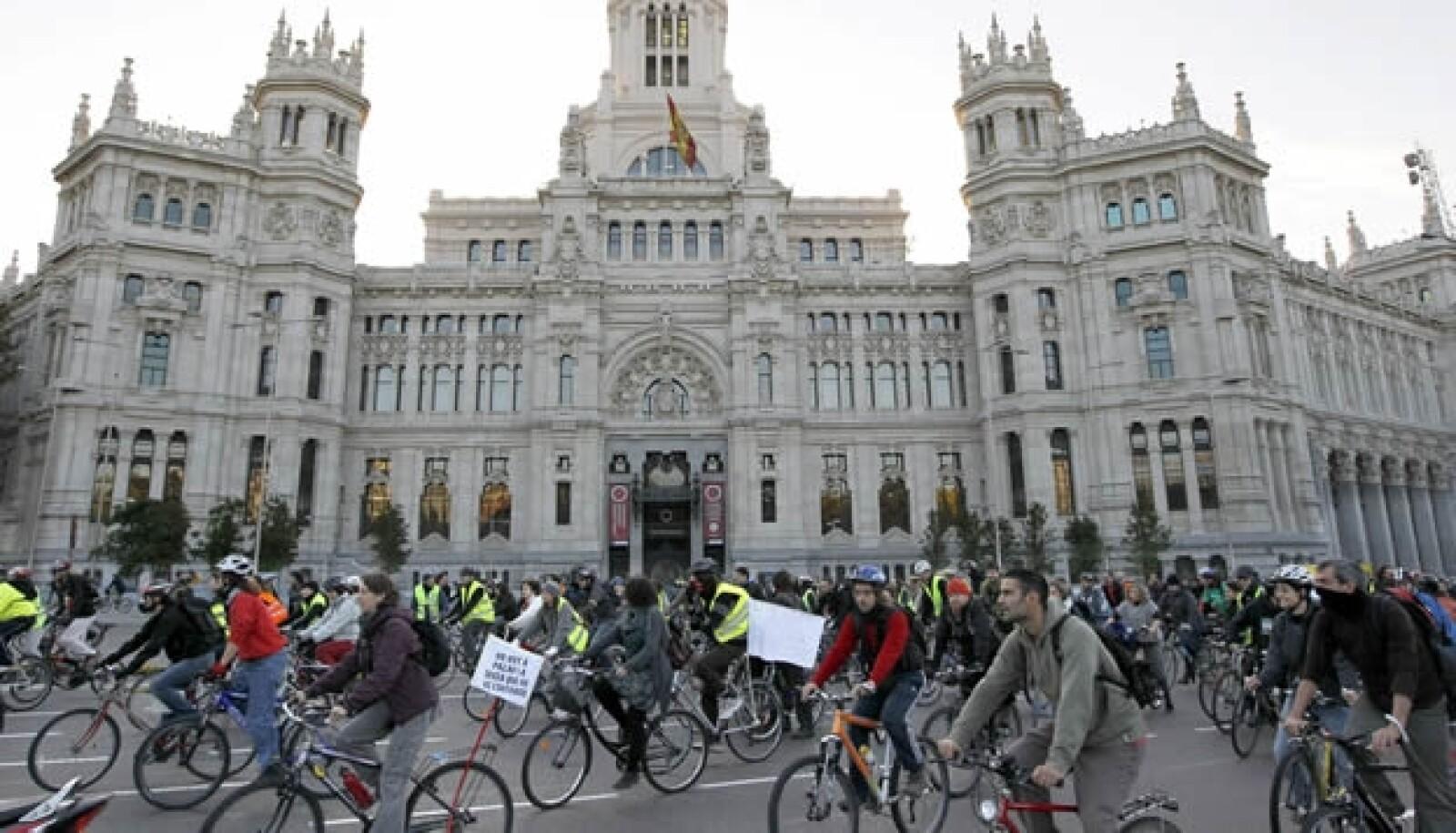España huelga 14N 5