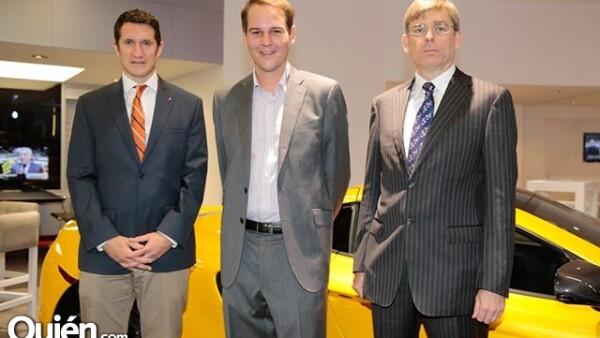 Paul Dodd,Patrick Watson,Simon Andrew