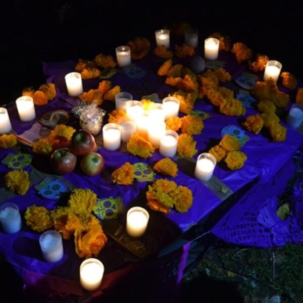 Altar muertos Suiza