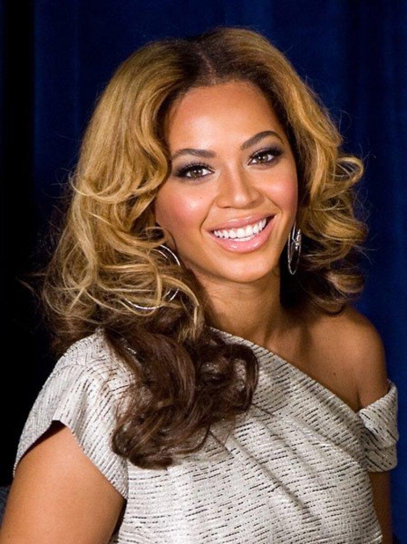 Beyoncé se colocó en el segundo sitio al recaudar 87 millones de dólares.