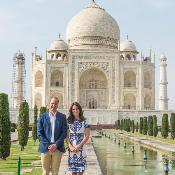The Duke & Duchess Of Cambridge Visit India & Bhutan - Day 7