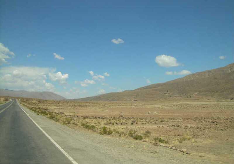 Carretera Bolivia
