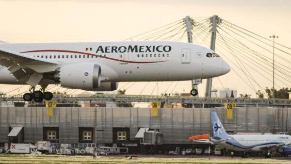 La aerolínea mexicana dejará de volar a Caracas después de cuatro años de ofrecer esa ruta.