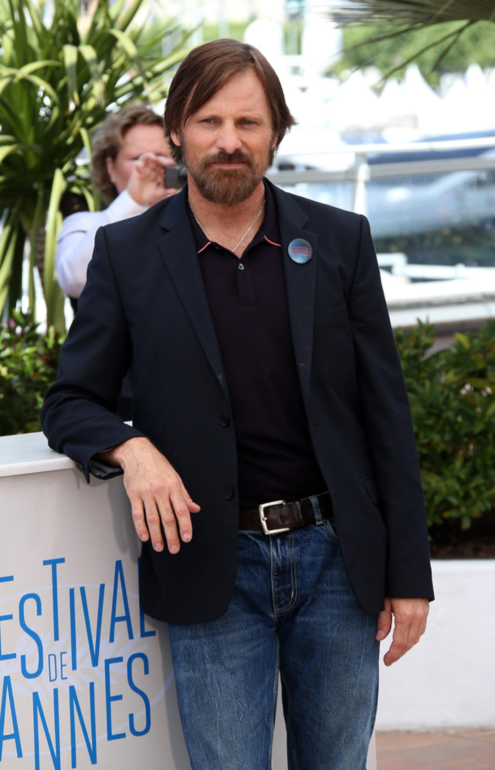 Viggo Mortensen, 55 años.