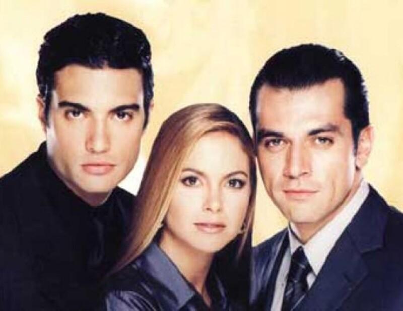 La ex esposa de Mijares y Jorge Salinas formaban la pareja protagónica en Mi destino eres tú.