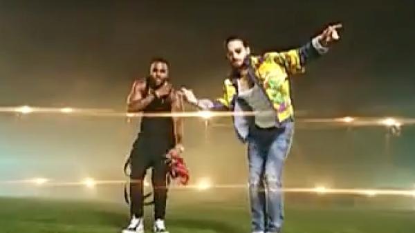 La canción que cumple a Maluma el sueño de llegar a un Mundial de Futbol