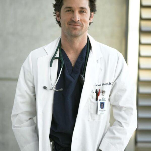 Greys Anatomy nos trajo otro doctor para nunca olvidar, gracias a Patrick Dempsey.