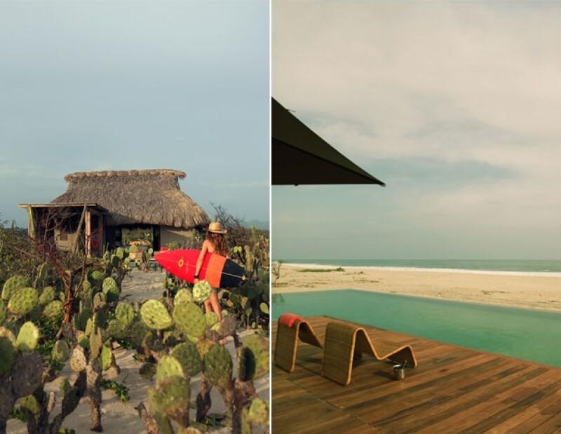 Las playas mexicanas son de las más bellas.