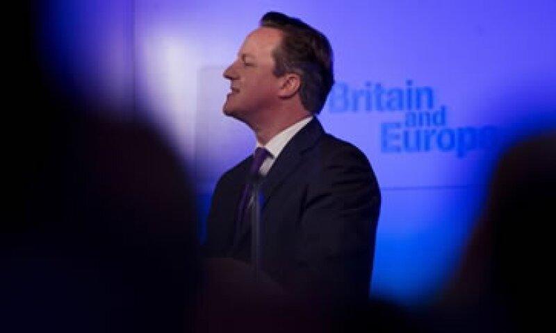 Cameron ha tenido menos respaldo de Alemania desde el rechazo de Londres al pacto fiscal. (Foto: AP)