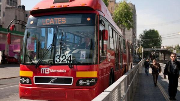 Metrobus DF