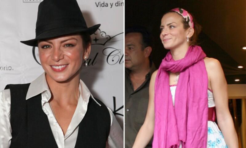 Los accesorios en la cabeza también son los favoritos de la actriz.
