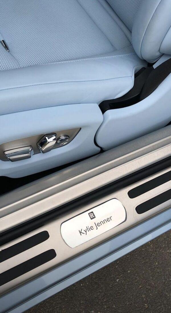 Kylie Jenner Rolls-Royce