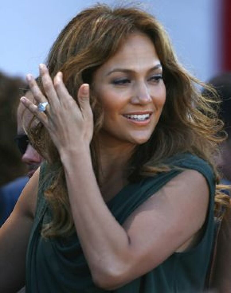 La cantante y actriz interpretará una mujer embarazada en la película Plan B.
