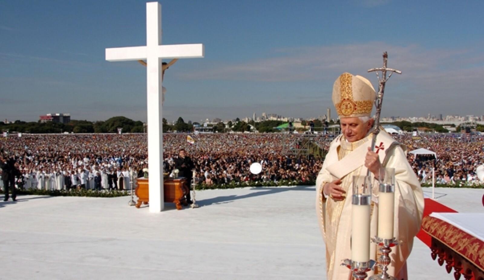 Benedicto XVI papado 6