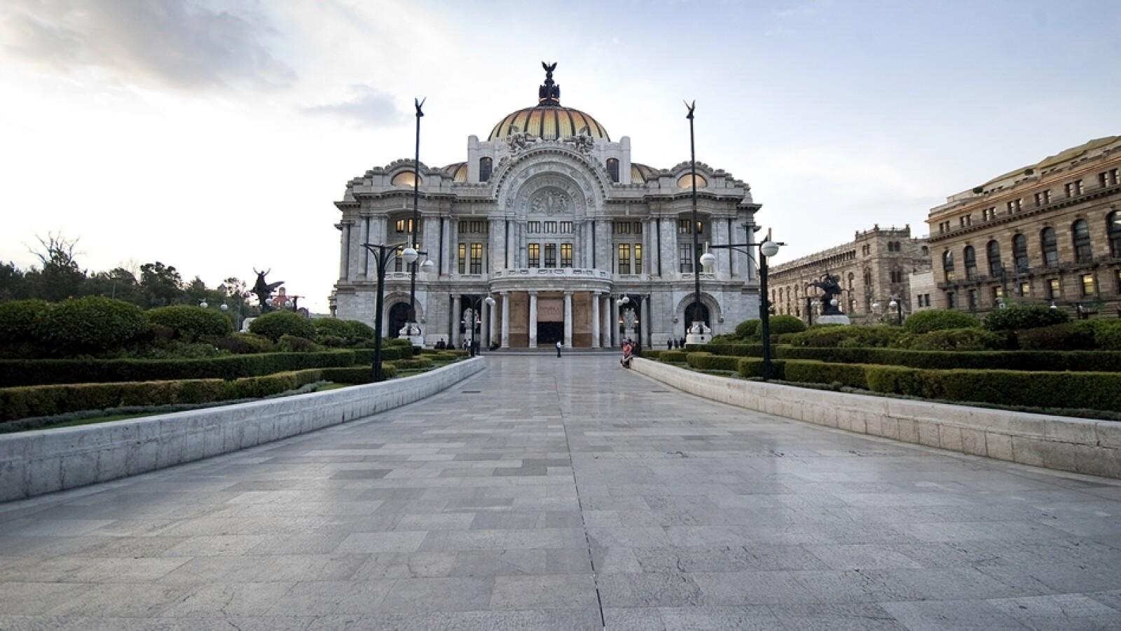 Palacio de Bellas Artes 16