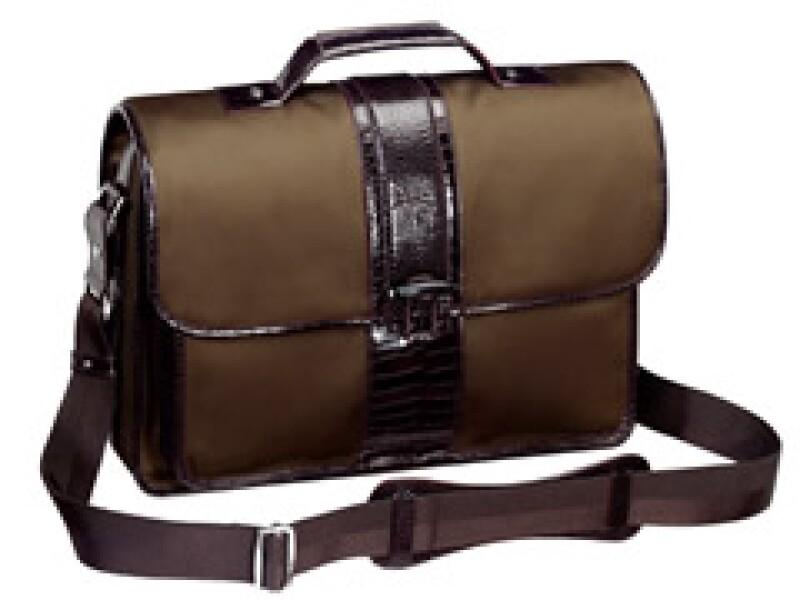 Este maletín es ideal para la ciudad. (Foto: Cortesía)