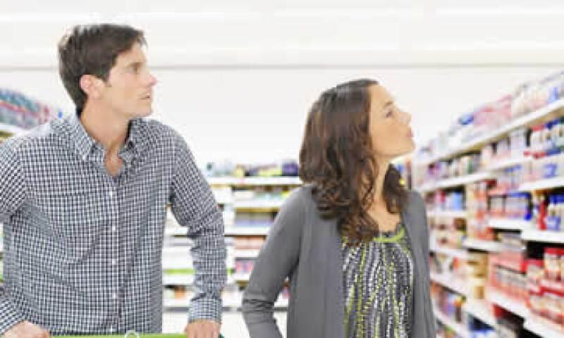 Economistas habían previsto un incremento de 0.2% para el gasto del consumidor. (Foto: Getty Images)