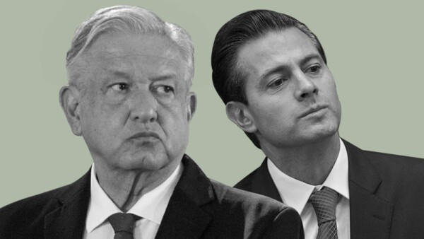AMLO Peña Nieto