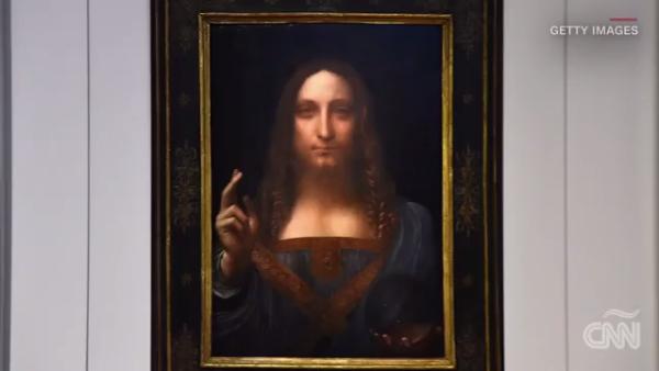 Christie's subastará una de las pocas obras de da Vinci que existen en el mundo
