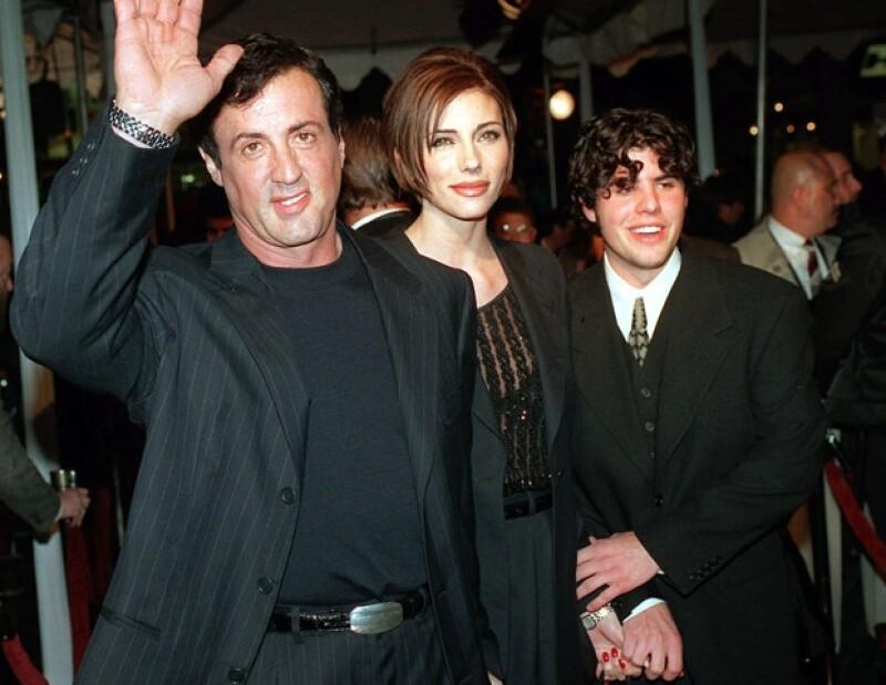 La Familia Stallone se encuentra devastada por la muerte de Sage.