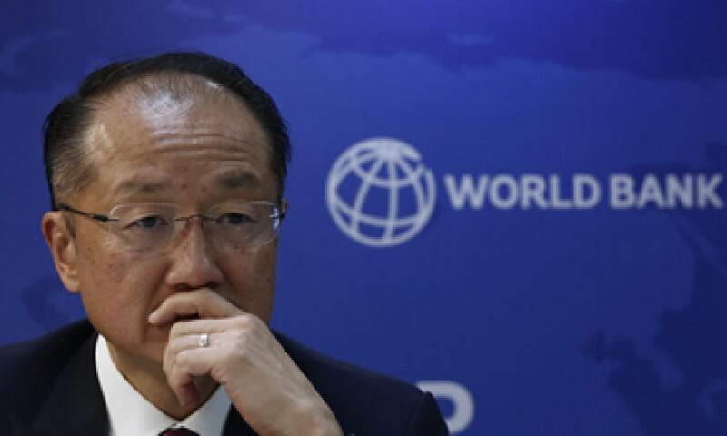 La única competencia es contra la pobreza, dijo Kim. (Foto: Reuters)