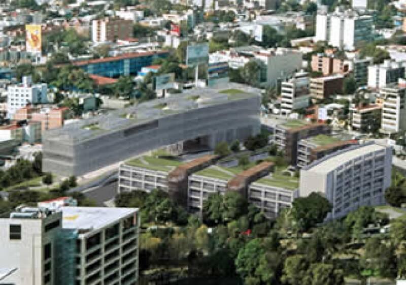 El corporativo de ICA de la ciudad de México ganó el International Architecture Award. (Foto: Cortesía JSa / Yair Ugarte)